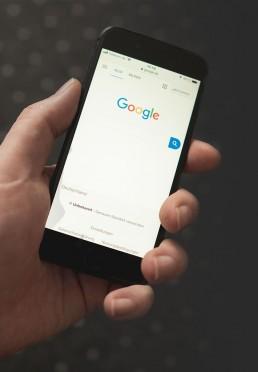 Werbeagentur Vilshofen Smartphone